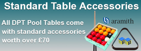 DPT Pool Table Accessory Pack