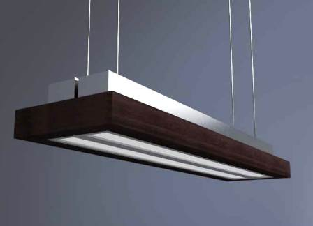 Overhead Lighting System in Matching Colours