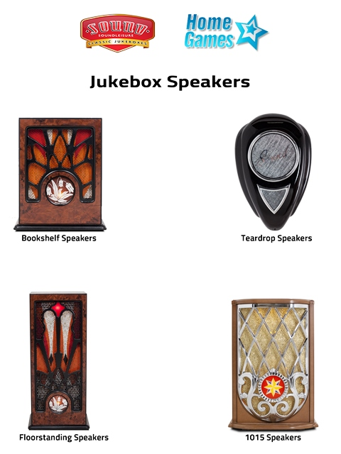 Sound Leisure Speakers