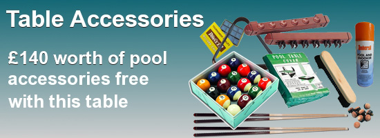 Dynamic Pool Table Accessory Pack