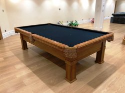 Dynamic Bern Pool Table - Recent Installations