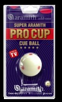 Aramith Pro Cup Cue Ball American 2 1/4 Inch Size
