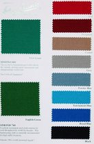 Simonis Pool Cloth - 6ft or 7ft UK Pool Sizes - Various Colours