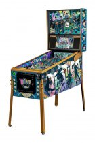 The Beatles Pinball Machine - Gold Edition