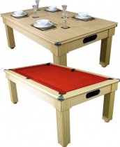 Florence Pool Dining Table - 6ft or 7ft UK Sizes