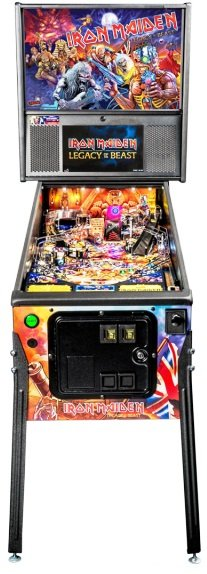 Iron Maiden Playfield