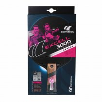 Cornilleau Excell 3000 ITTF Table Tennis Bat