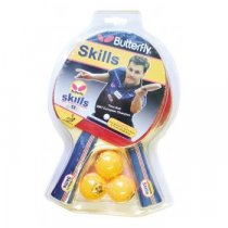 Butterfly Timo Boll Skills 2 Player Set