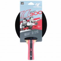 Cornilleau Sport 300 ITTF Table Tennis Bat
