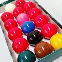 Aramith Snooker Balls for a Pool Table - 2 Inch Size