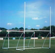 Samba Football / Rugby Goal Post - With Locking System (1 Goal)