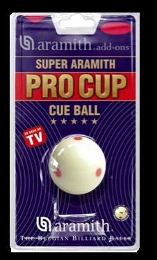 Aramith Pro Cup Snooker Cue Ball