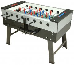 FAS San Siro Professional Football Table (Grey or Red Cabinets)