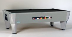 SAM Magno Coin Operated American Pool Table