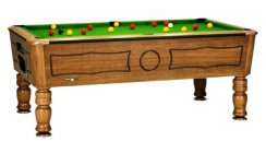 SAM Balmoral 6ft or 7ft British Style Slate Pool Table