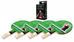 Sure Shot Indoor Table Tennis Pack - 4 Player Kit