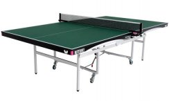 Butterfly Space Saver 22 Indoor Rollaway Table Tennis Table