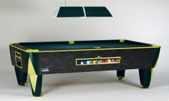 SAM Magno Cosmic American Slate Bed Pool Table