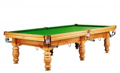 Dynamic Prince 10ft Ash Slate Bed Snooker Table