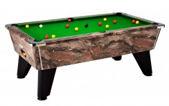 Omega 2.0 Premium Pool Table