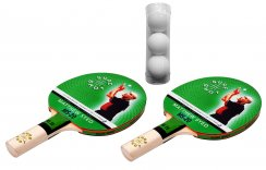 Sure Shot Indoor Table Tennis Pack - 2 Player Set