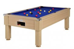 DPT Emirates Slate Bed Pool Table
