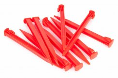 Football Goal Net Plastic Pegs by Samba (Pack of 10)