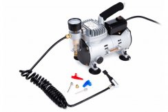 Electric Ball Pump - 240V Mains Operated Football Pump