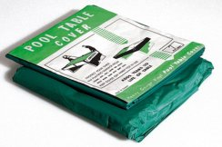 Pool Table Dust Cover - 6ft and 7ft Table Sizes
