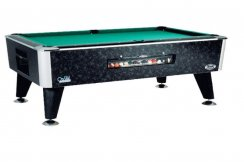 SAM Bison American Slate Bed Professional Pool Table