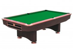Dynamic Competition 8ft & 9ft American Pool Table