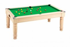Majestic Pool Dining Table - 6ft or 7ft UK Size