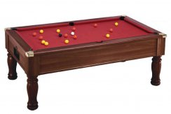 Monarch 6ft or 7ft Professional Slate Pool Table
