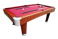 BCE Rosemont 7ft American Style Home Pool Table - PT12-7D