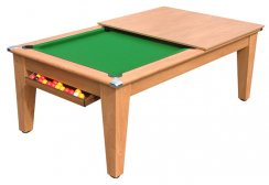 Gatley Classic Pool Dining Table 6ft or 7ft
