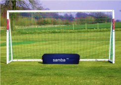 Junior Football Goal - 12ft x 6ft with UPVC corners (1 Goal)