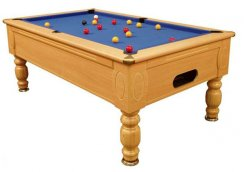Optima Domestic Slate Bed Pool Table - 6ft or 7ft