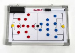 Football Coaching Tactics Board - 45cm x 30cm Size
