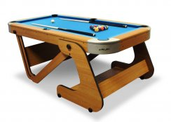 Riley 6ft 6' Folding Leg Pool Table - Code RPT-6F