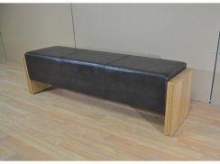 Oak Bench Pool Table Seat 6ft or 7ft – 140cm/160cm