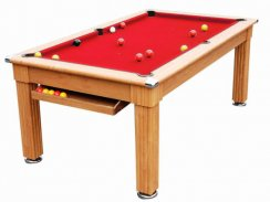Gatley Traditional Pool Dining Table
