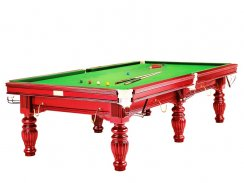 Dynamic Prince 10ft Snooker Table in Mahogany