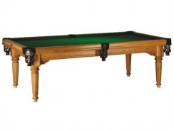 SAM Vienna American Slate Bed Professional Pool Table