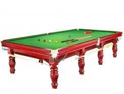 Dynamic 12ft Prince Snooker Table in Mahogany