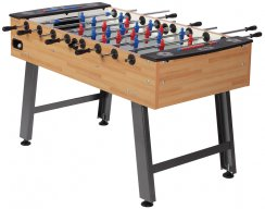 FAS Club Indoor Table Foosball Table in Beech Finish