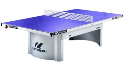Cornilleau Proline 510 Outdoor Table Tennis Table - Blue