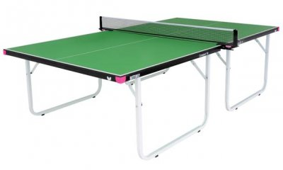 Butterfly Compact 19 Indoor Table Tennis Table- Green