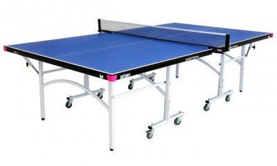Butterfly Easifold 19 Indoor Table Tennis Table- Blue