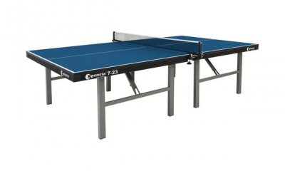 Sponeta Pro Competition Indoor Table Tennis Table - Blue