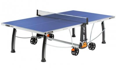 Cornilleau Sport 300S Outdoor Table Tennis - Blue